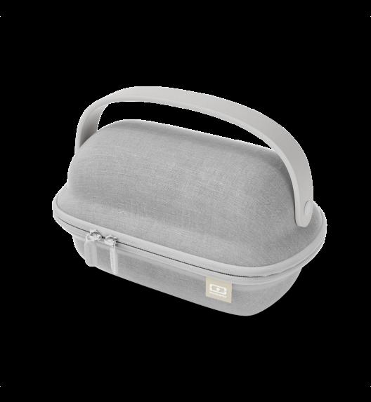 MONBENTO COCOON Termoizolacyjna torba na lunchbox / Szara