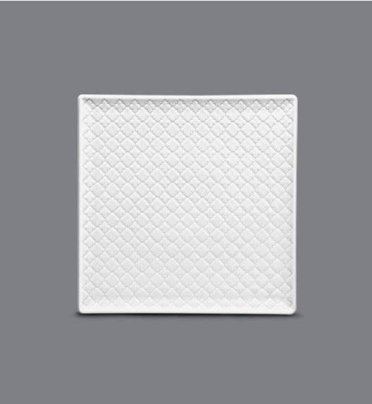 LUBIANA MARRAKESZ Talerz deserowy 17 cm / biały / porcelana