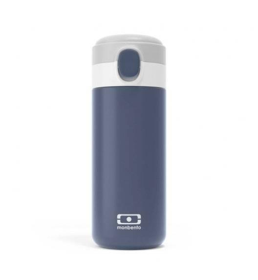 MONBENTO POP Kubek termiczny 0,36 L / Blue Infinity
