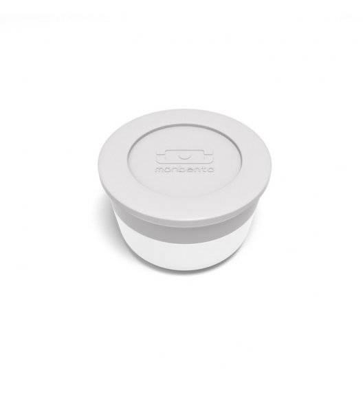 MONBENTO TEMPLE Pojemnik na sos 28 ml / Grey Coton