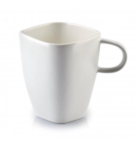 AFFEKDESIGN HAPPY Kubek 350 ml  / biały / porcelana