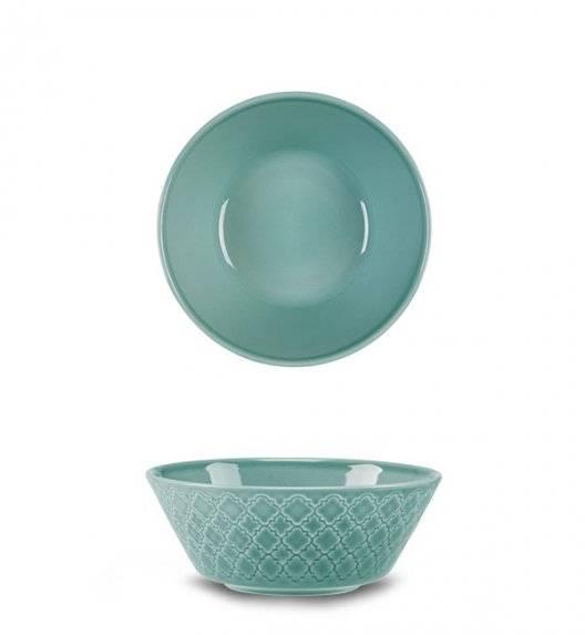 LUBIANA MARRAKESZ K5 Salaterka 15 cm / morski / porcelana