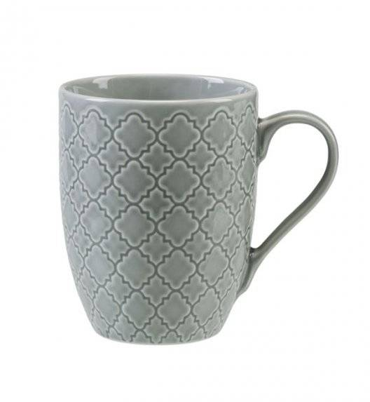 LUBIANA MARRAKESZ K1 Kubek 350 ml / szary / porcelana