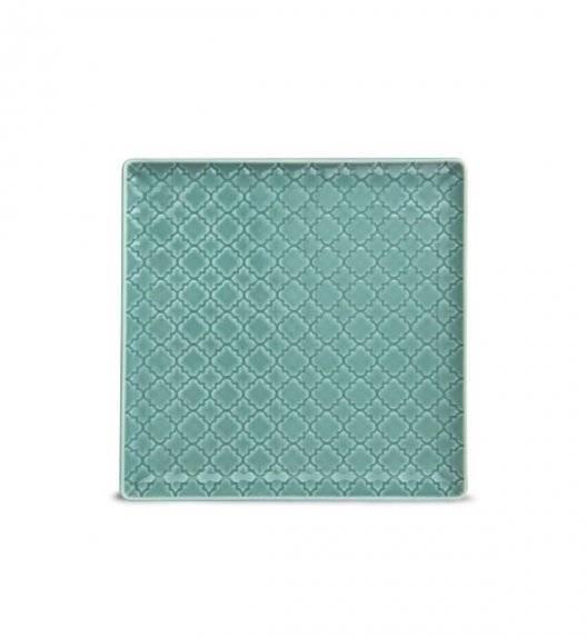 LUBIANA MARRAKESZ K5 Talerz deserowy 17 cm / morski / porcelana