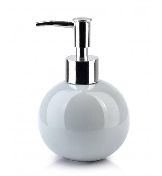 BATHLAB ALEV Dozownik na mydło w płynie 300 ml / biały