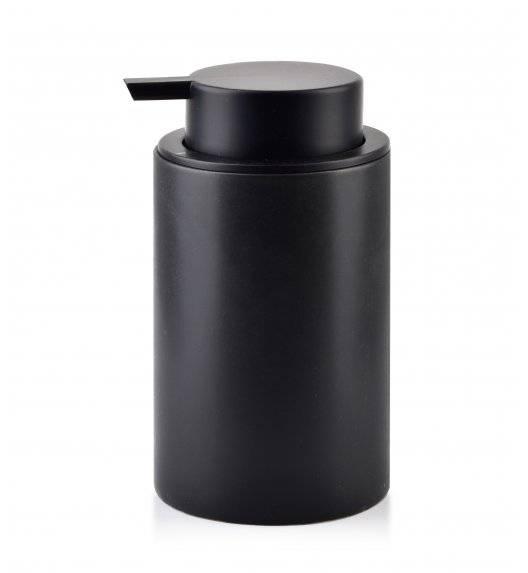 BATHLAB DAMIEN Dozownik na mydło w płynie 320 ml / czarny