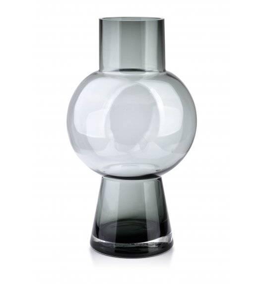 MONDEX SERENITE Wazon szklany 18 x 31 cm