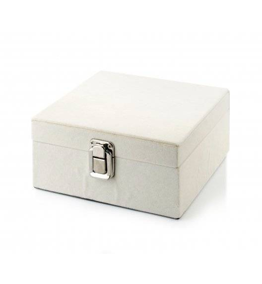 MONDEX EDUARDA Szkatułka / pudełko 15,3 x 15,4 x 7,7 cm