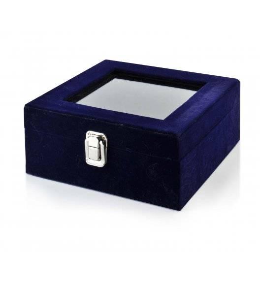 MONDEX VALENTINA Szkatułka / pudełko 18,4 x 18,4 x 9,3 cm