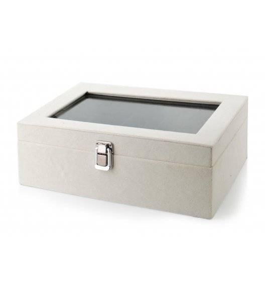 MONDEX EDUARDA Szkatułka / pudełko 27,5 x 18,5 x 10 cm