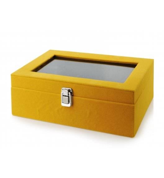 MONDEX CARMEN Szkatułka / pudełko 27,5 x 18,5 x 10 cm