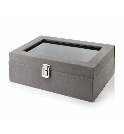 MONDEX LAURA Szkatułka / pudełko 27,5 x 18,5 x 10 cm