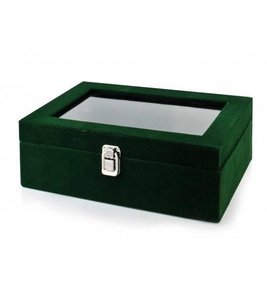 MONDEX RAMONA Szkatułka / pudełko 27,5 x 18,5 x 10 cm
