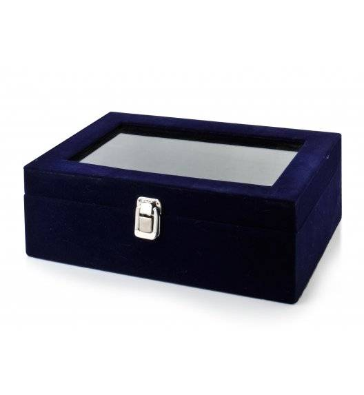 MONDEX VALENTINA Szkatułka / pudełko 27,5 x 18,5 x 10 cm