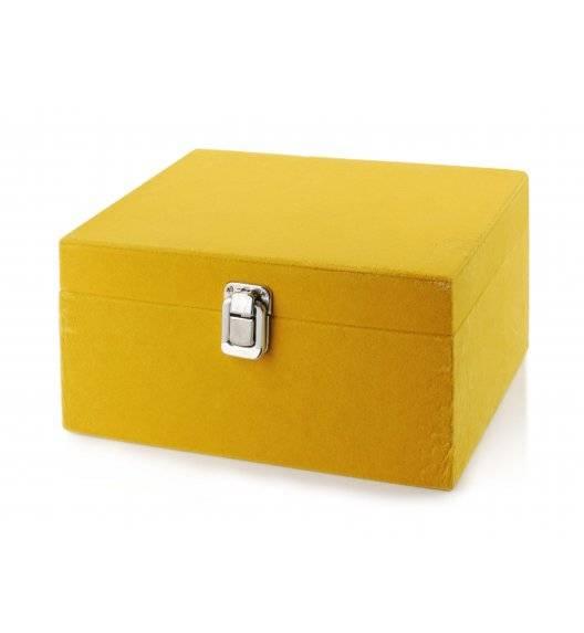 MONDEX CARMEN Szkatułka / pudełko 20,7 x 16 x 10,4 cm
