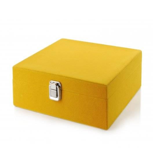 MONDEX CARMEN Szkatułka / pudełko 20,2 x 20,3 x 9 cm
