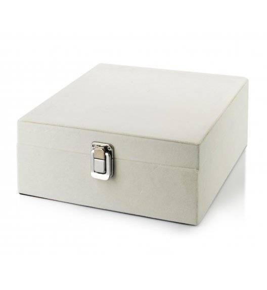 MONDEX EDUARDA Szkatułka / pudełko 20,2 x 20,3 x 9 cm