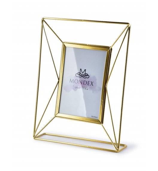 MONDEX CEDRIC GOLD Ramka na zdjęcia 19,5 x 25,5 cm / złoty