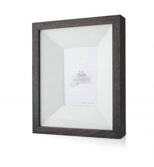 MONDEX CEDRIC GOLD Ramka na zdjęcia 27 x 22 cm / drewno
