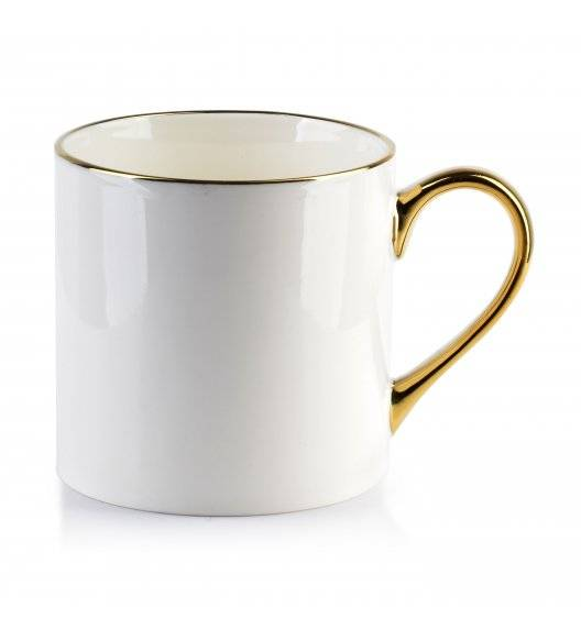 AFFEKDESIGN ROYAL Kubek 400 ml / biały / porcelana