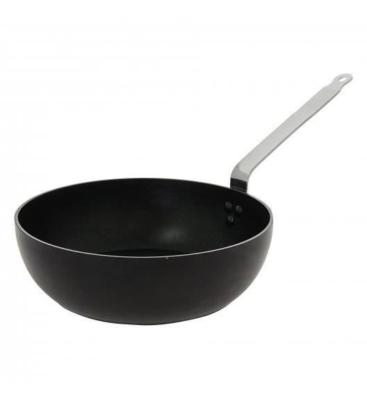 de Buyer CHOC INTENSE Patelnia głęboka / wok 28 cm / aluminium