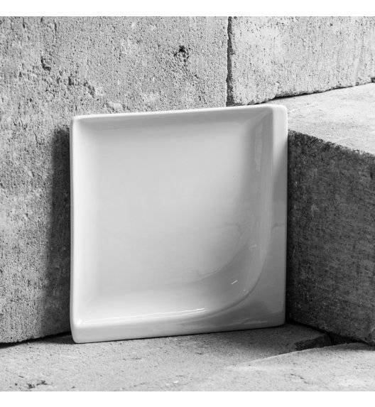 AMBITION MONACO Talerz deserowy 14 cm / porcelana