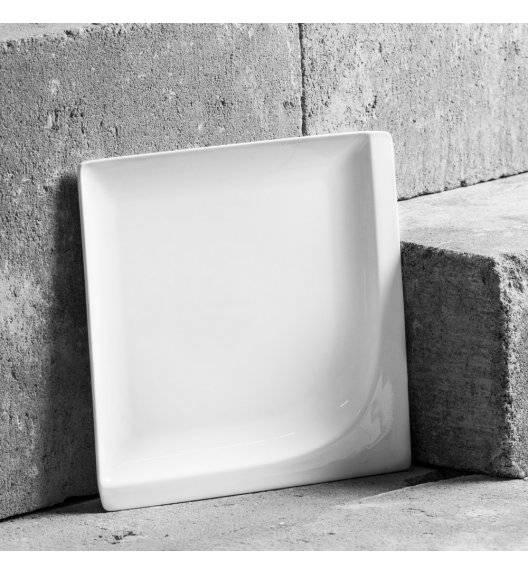 AMBITION MONACO Talerz deserowy 18 cm / porcelana