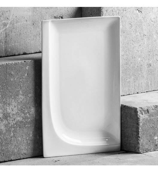 AMBITION MONACO Półmis / półmisek 35,5 x 22 cm / porcelana