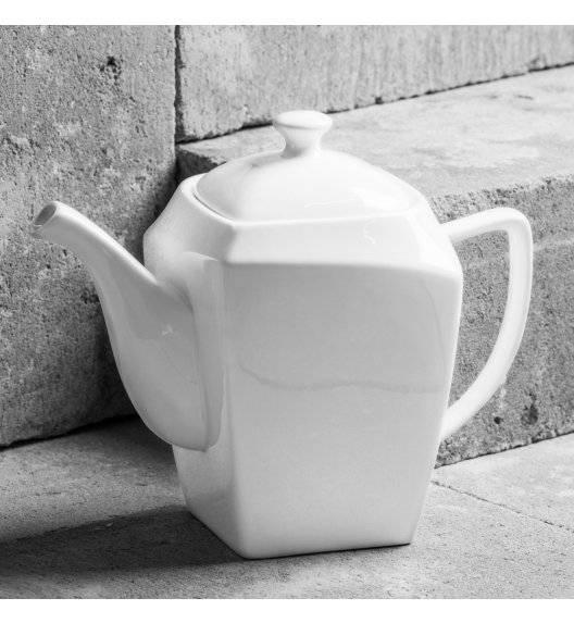 AMBITION MONACO Dzbanek z pokrywką 1,12 l / porcelana