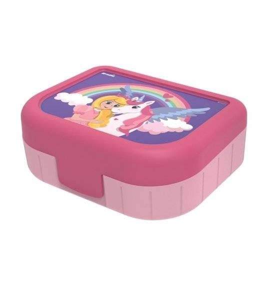 ROTHO MEMORY Pojemnik śniadaniowy / lunchbox 1 L / princess