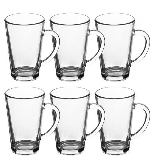 TADAR LATTE MACCHIATO Komplet 6 szklanek termicznych do latte 320 ml