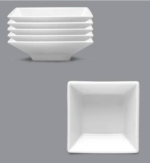 LUBIANA CLASSIC Komplet Salaterka 11,5 cm / 6 os / 6 el / porcelana