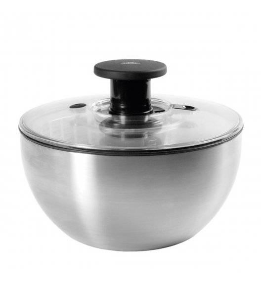 OXO STEEL Wirówka do sałaty 6 L / stalowa