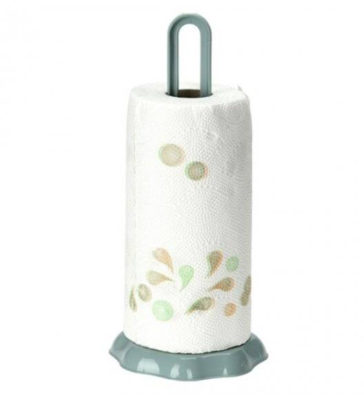 EXCELLENT HOUSEWARE Stojak na ręczniki papierowe / zielony