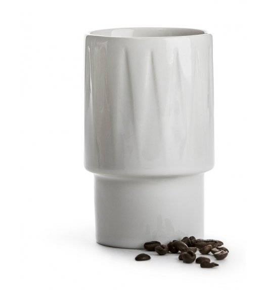 SAGAFORM COFFEE Kubek ceramiczny 0,4 l / biały