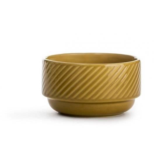 SAGAFORM COFFEE Miseczka ceramiczna 12 cm / żółta