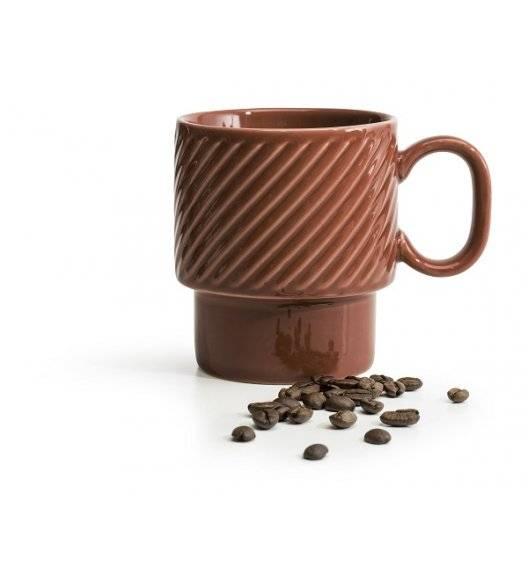 SAGAFORM COFFEE Filiżanka do kawy 0,25 l / czerwona / ceramika