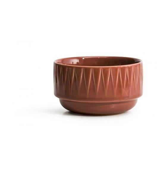 SAGAFORM COFFEE Miseczka ceramiczna 12 cm / czerwona