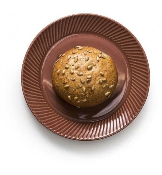 SAGAFORM COFFEE Talerz deserowy 20 cm czerwony / ceramika