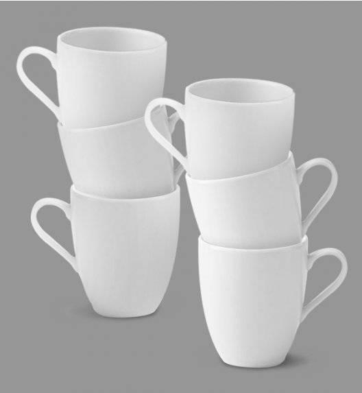 KRISTOFF O'LE Komplet Kubek 400 ml / 6 os / 6 el / porcelana