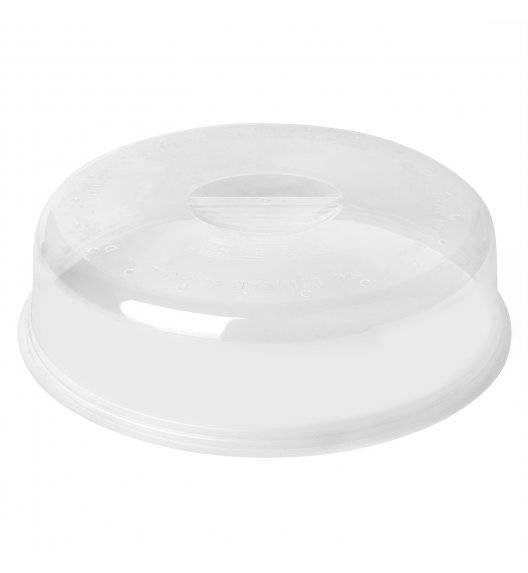 PLASTIC FORTE Pokrywka do mikrofali 27,5 x 7,5 cm / tworzywo sztuczne