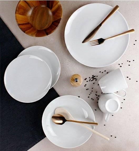 KRISTOFF O'LE Serwis obiadowy 48 el / 12 osób / porcelana