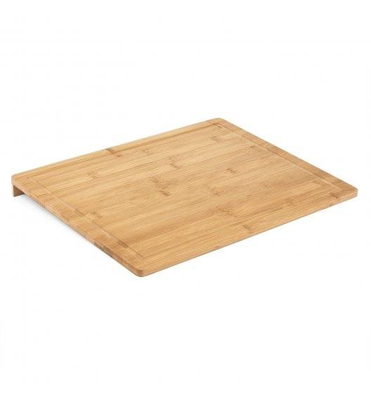 TADAR Stolnica dwustronna duża 45 x 35 cm / drewno bambusowe