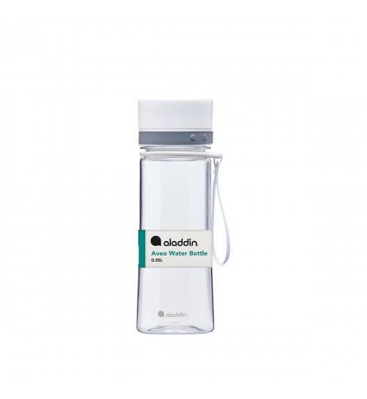 WYPRZEDAŻ! ALADDIN AVEA Butelka na wodę 350 ml / biała