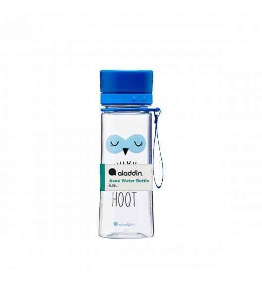 WYPRZEDAŻ! ALADDIN SOWA Butelka na wodę 350 ml
