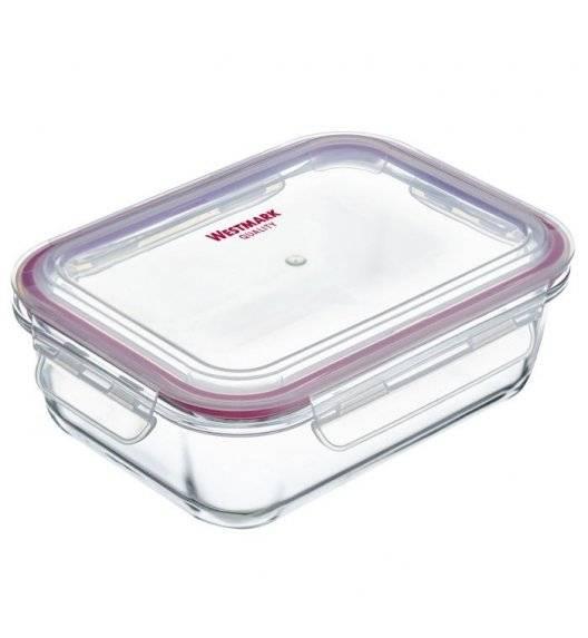 WYPRZEDAŻ! WESTMARK Pojemnik do przechowywania żywności / 370 ml / szkło, tworzywo sztuczne