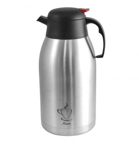 TADAR Termos / dzbanek konferencyjny na kawę 2,5 L / stal nierdzewna
