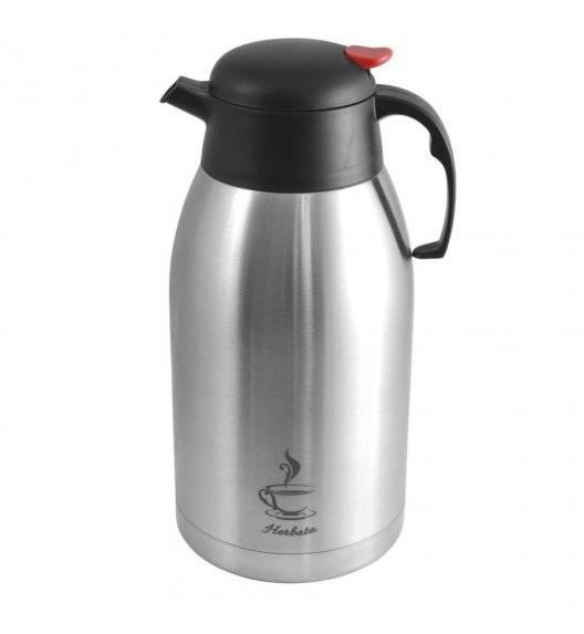 TADAR Termos / dzbanek konferencyjny na herbatę 2,5 L / stal nierdzewna