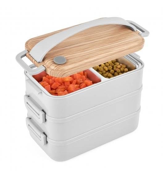 KonigHOFFER PINAR Pojemnik obiadowy 3-poziomowy