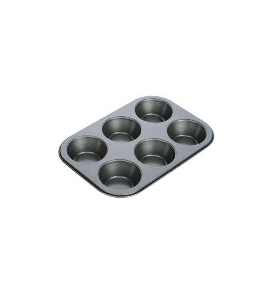 TESCOMA DELICIA Foremka na 6 muffinek / powłoka antyadhezyjna